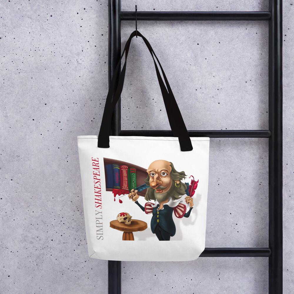 Simply Shakespeare Tote bag
