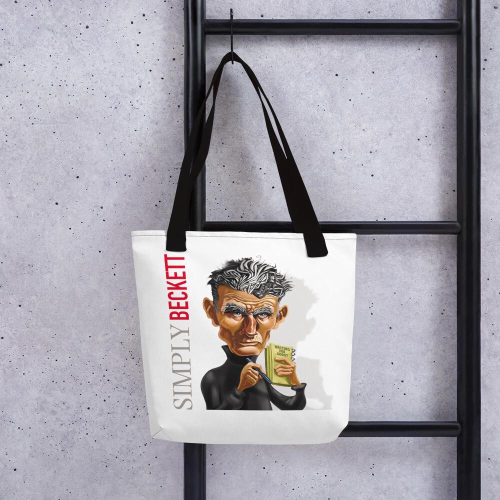 Simply Beckett Tote bag