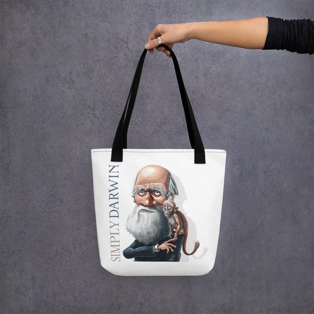 Simply Darwin Tote bag