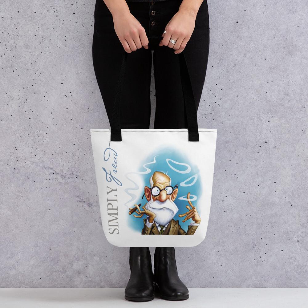 Simply Freud Tote bag
