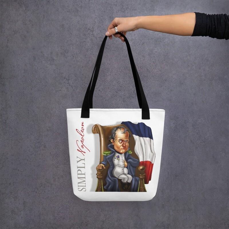 Simply Napoleon Tote bag