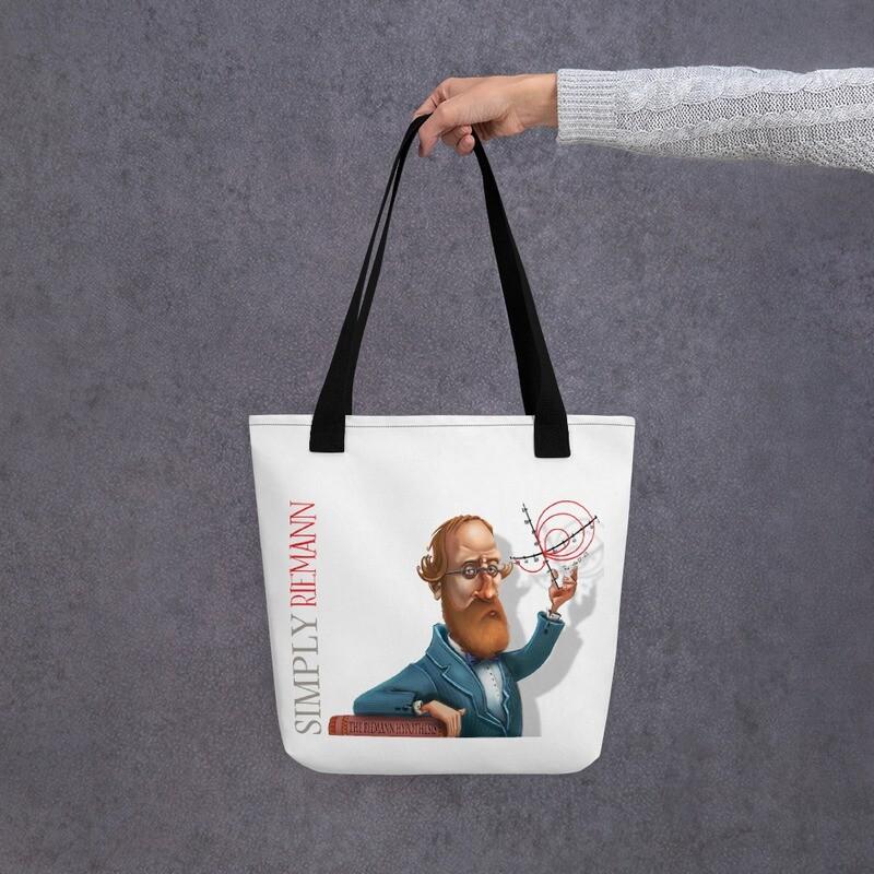 Simply Riemann Tote bag
