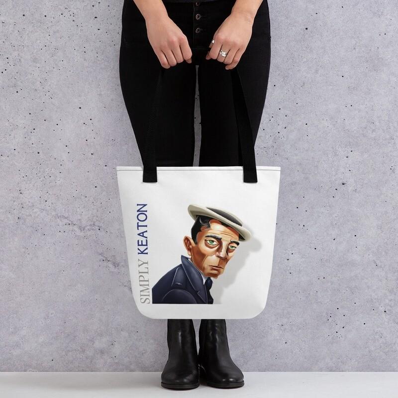 Simply Keaton Tote bag