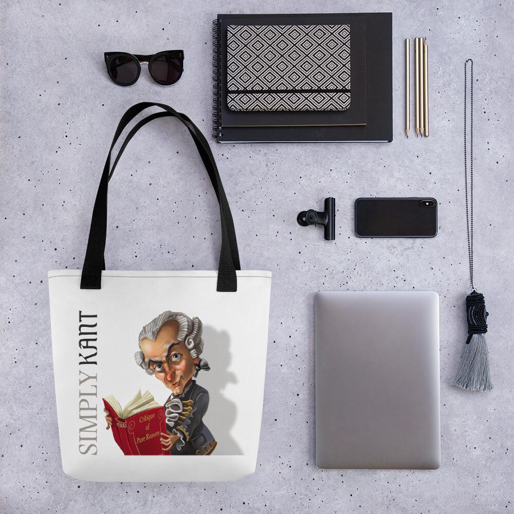 Simply Kant Tote bag