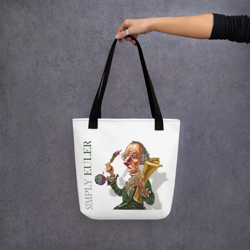 Simply Euler Tote bag