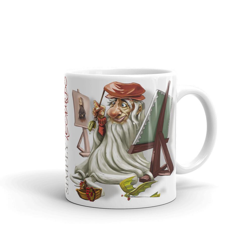 Simply Leonardo Mug