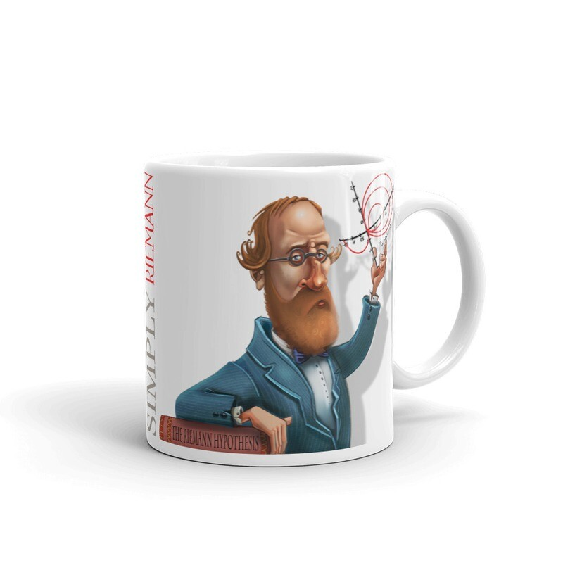 Simply Riemann Mug