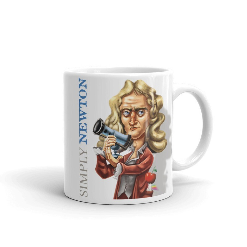 Simply Newton Mug