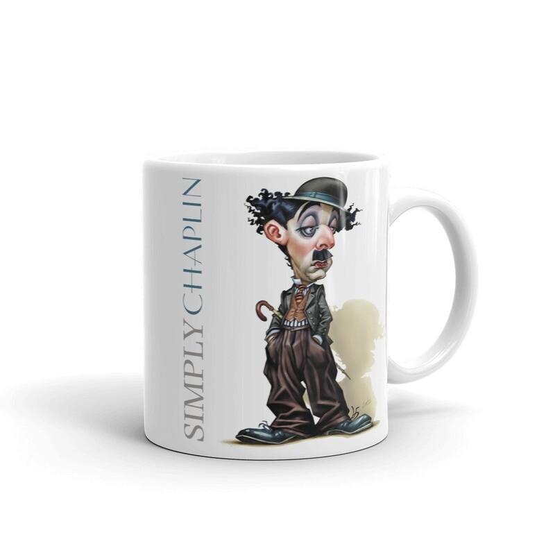 Simply Chaplin Mug