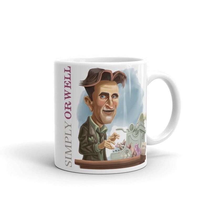 Simply Orwell Mug