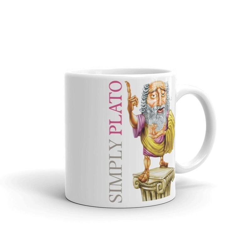 Simply Plato Mug