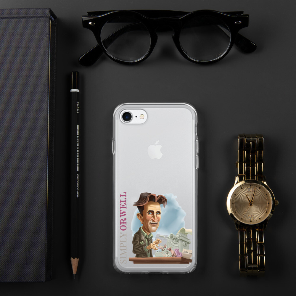Simply Orwell iPhone Case