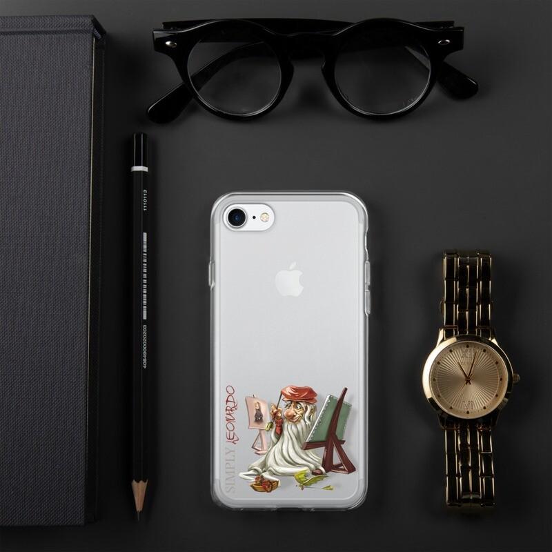 Simply Leonardo iPhone Case