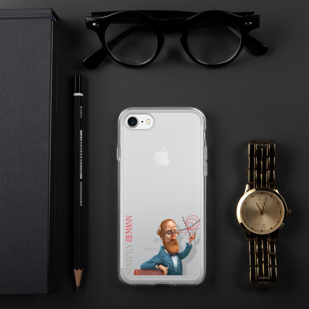 Simply Riemann iPhone Case