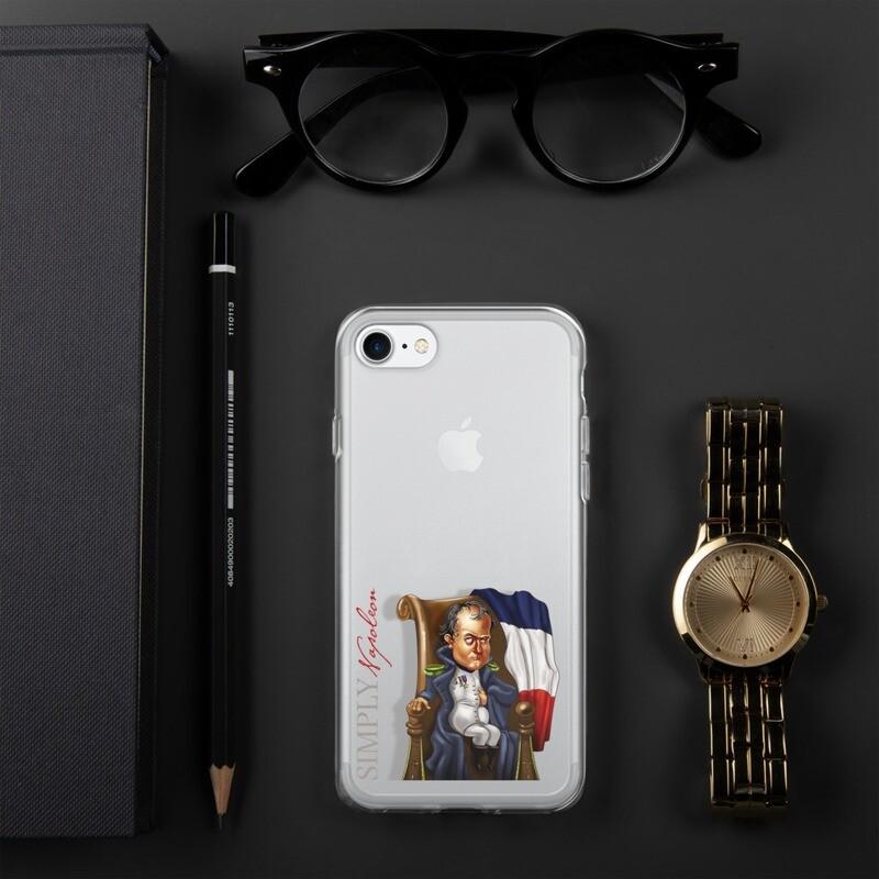 Simply Napoleon iPhone Case