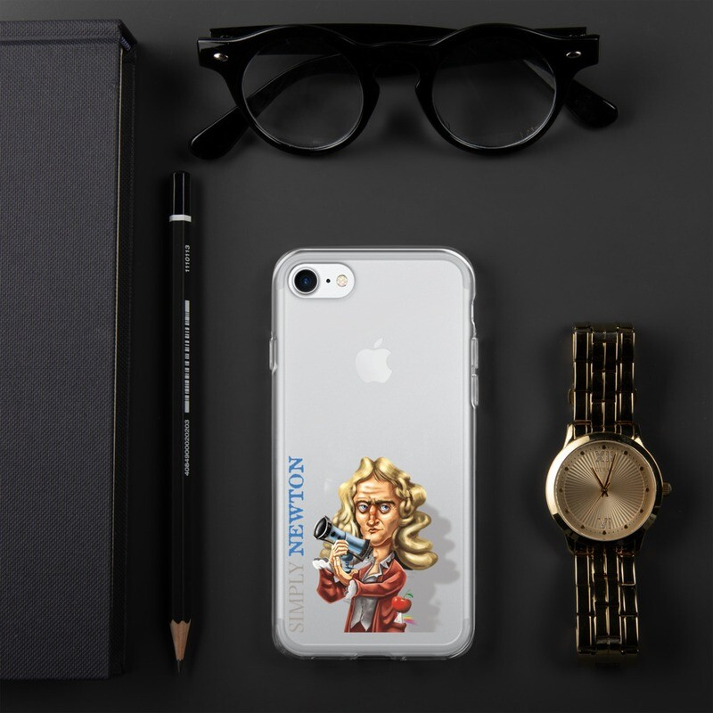 Simply Newton iPhone Case