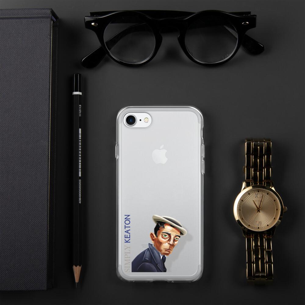 Simply Keaton iPhone Case