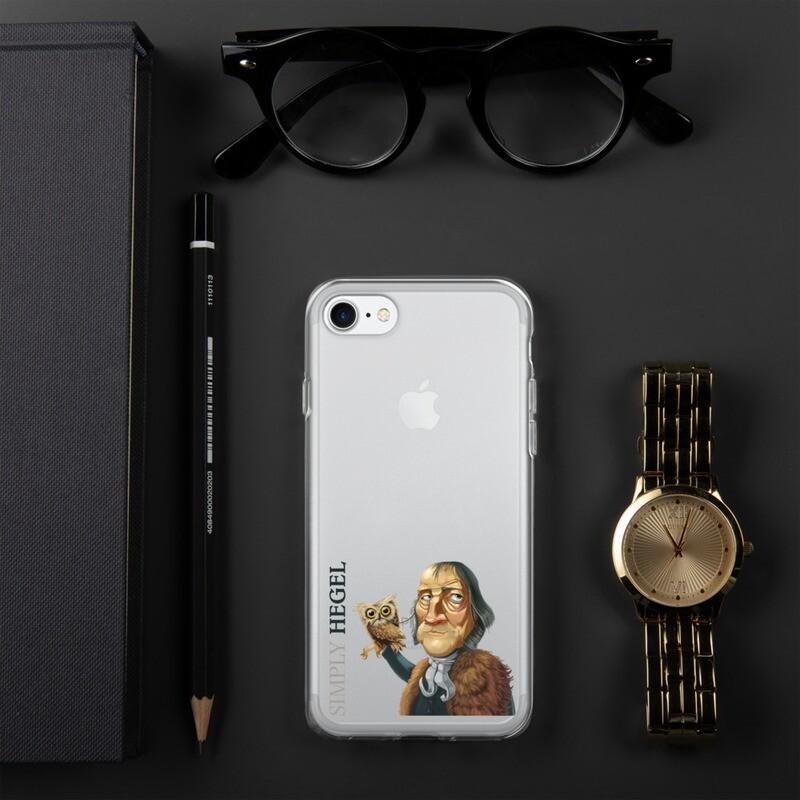 Simply Hegel iPhone Case