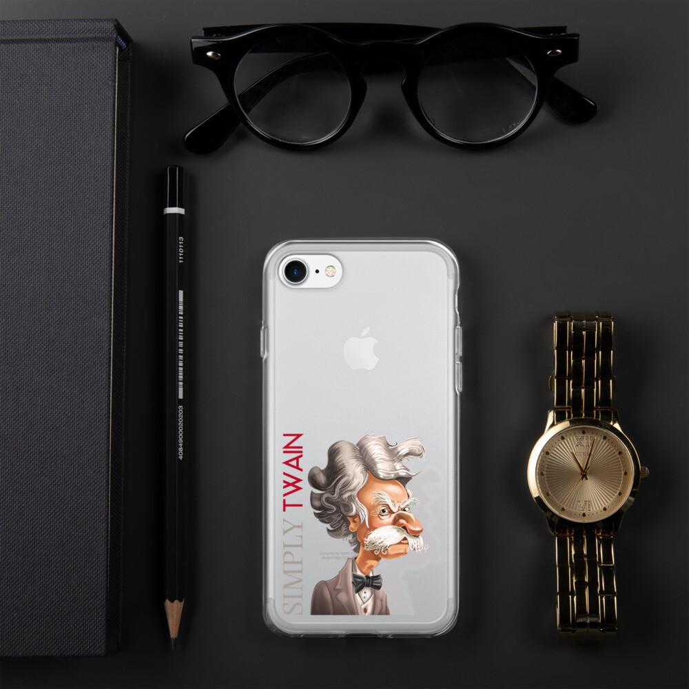 Simply Twain iPhone Case