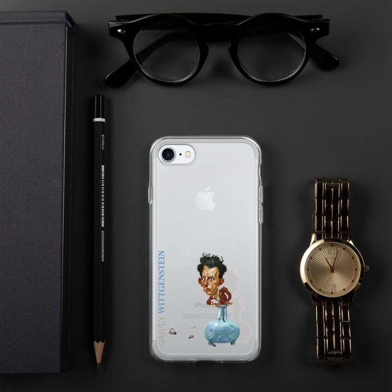 Simply Wittgenstein iPhone Case