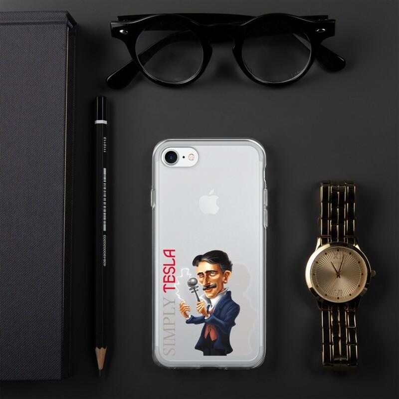 Simply Tesla iPhone Case