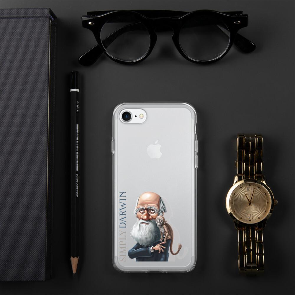 Simply Darwin iPhone Case