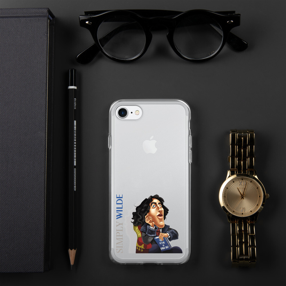 Simply Wilde iPhone Case