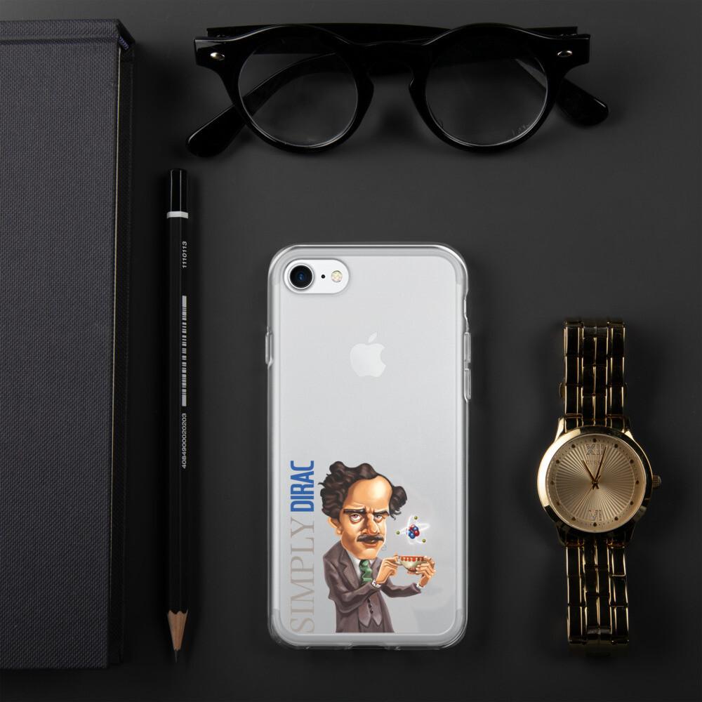 Simply Dirac iPhone Case