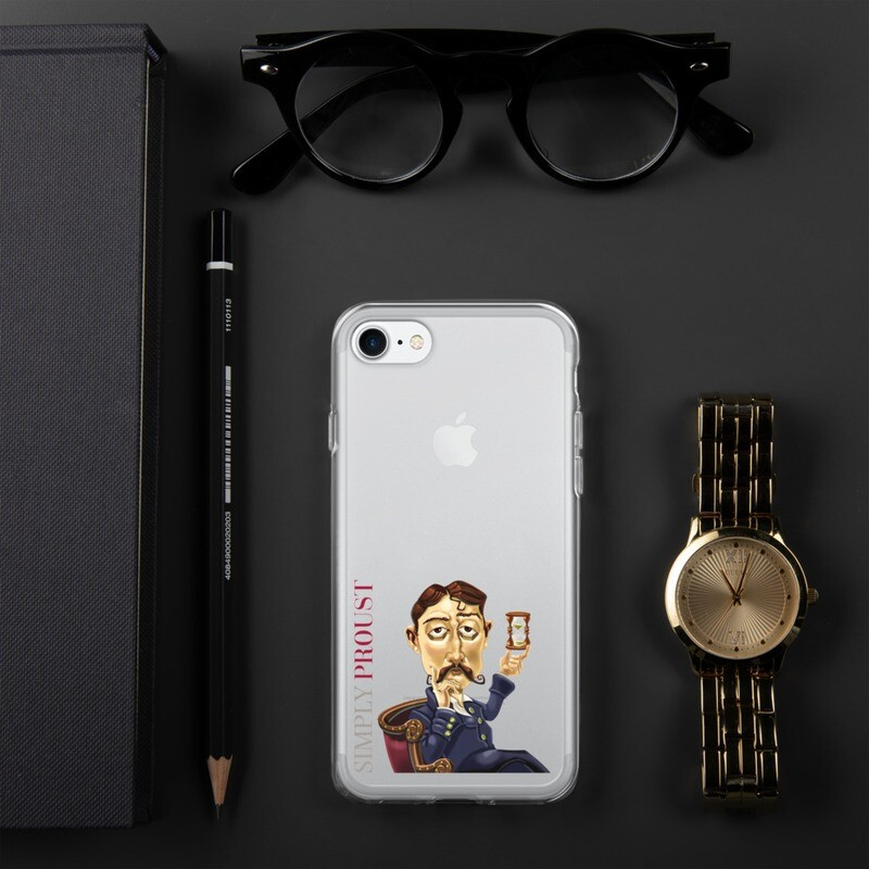 Simply Proust iPhone Case