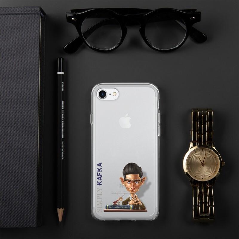 Simply Kafka iPhone Case