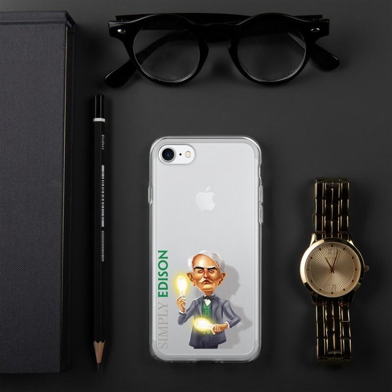 Simply Edison iPhone Case