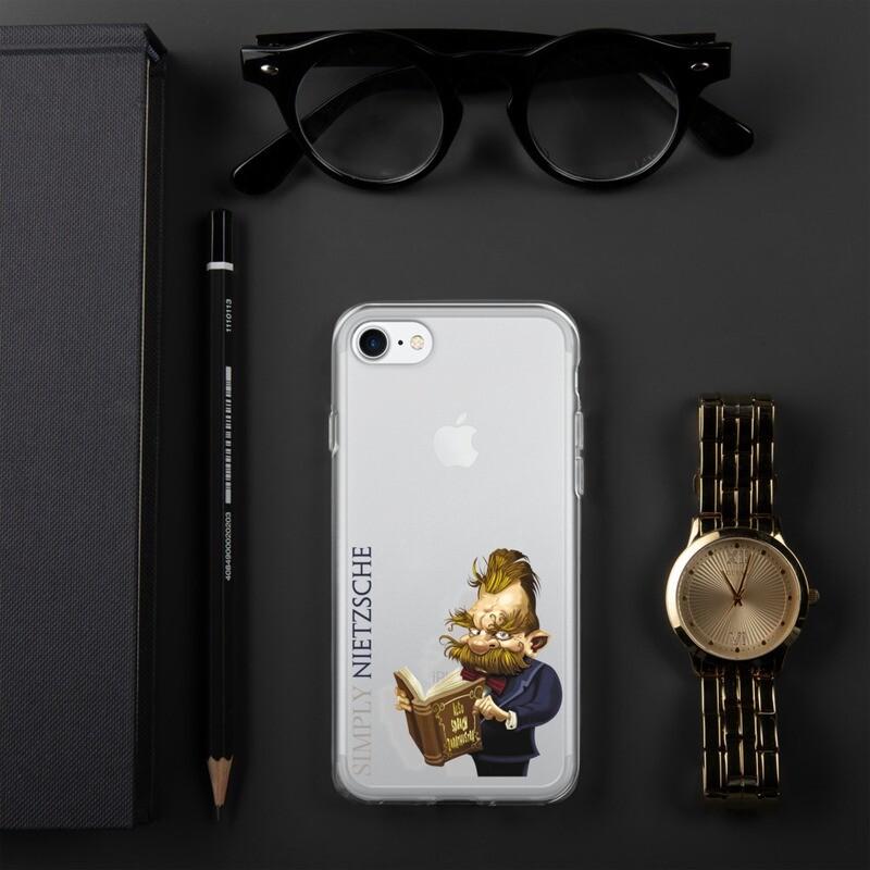 Simply Nietzsche iPhone Case