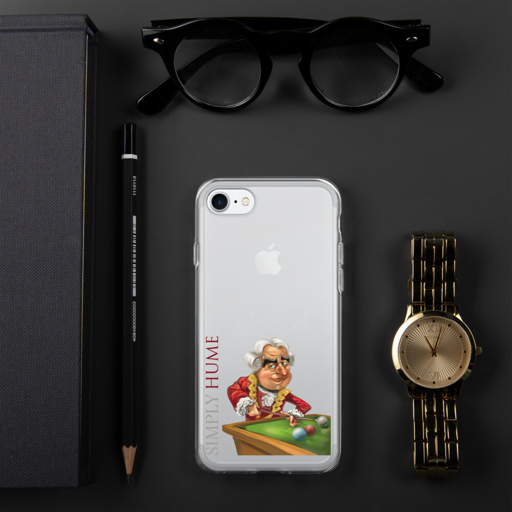 Simply Hume iPhone Case