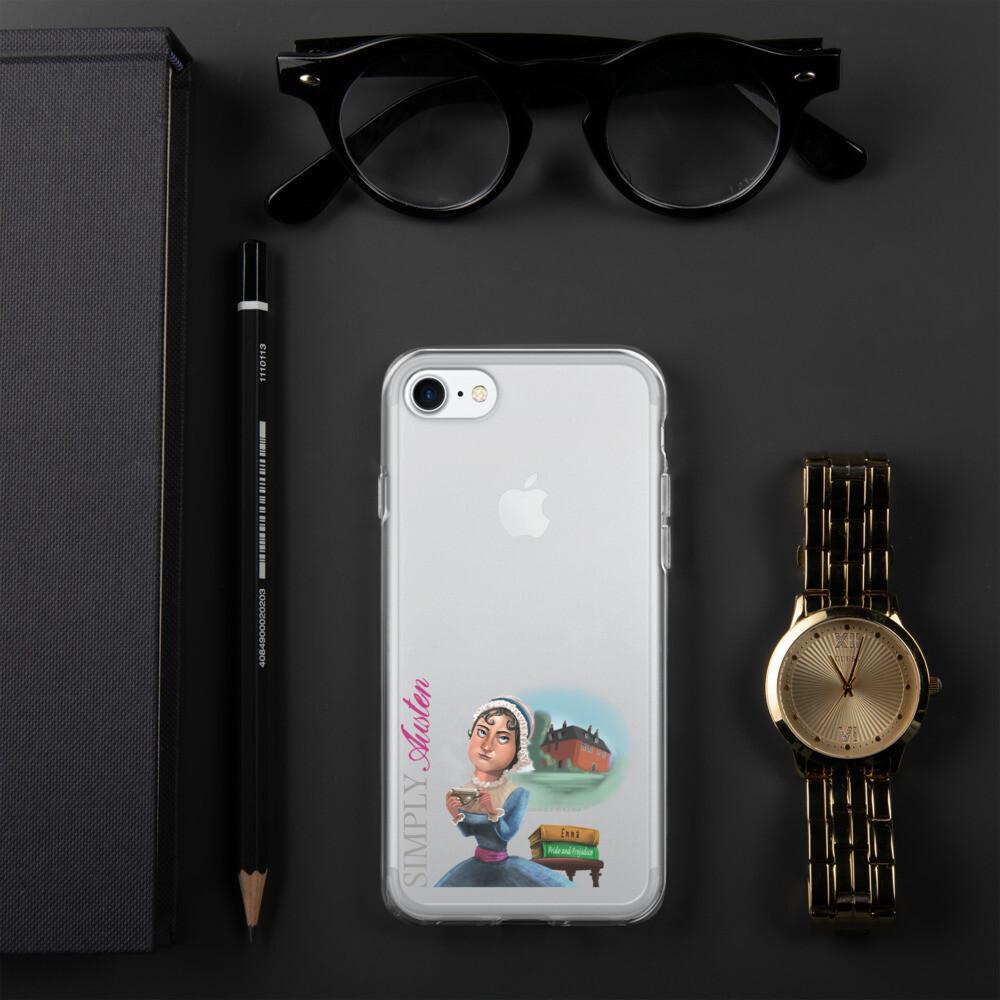Simply Austen iPhone Case
