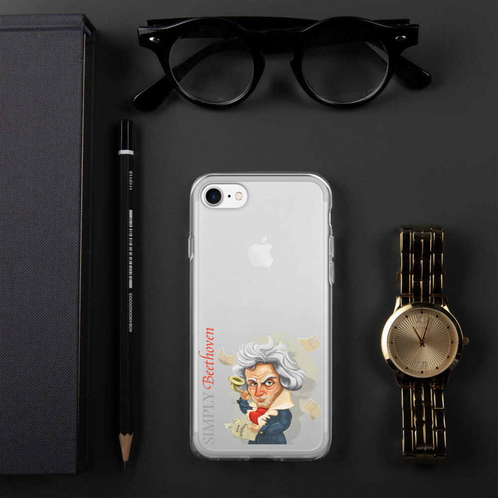 Simply Beethoven iPhone Case