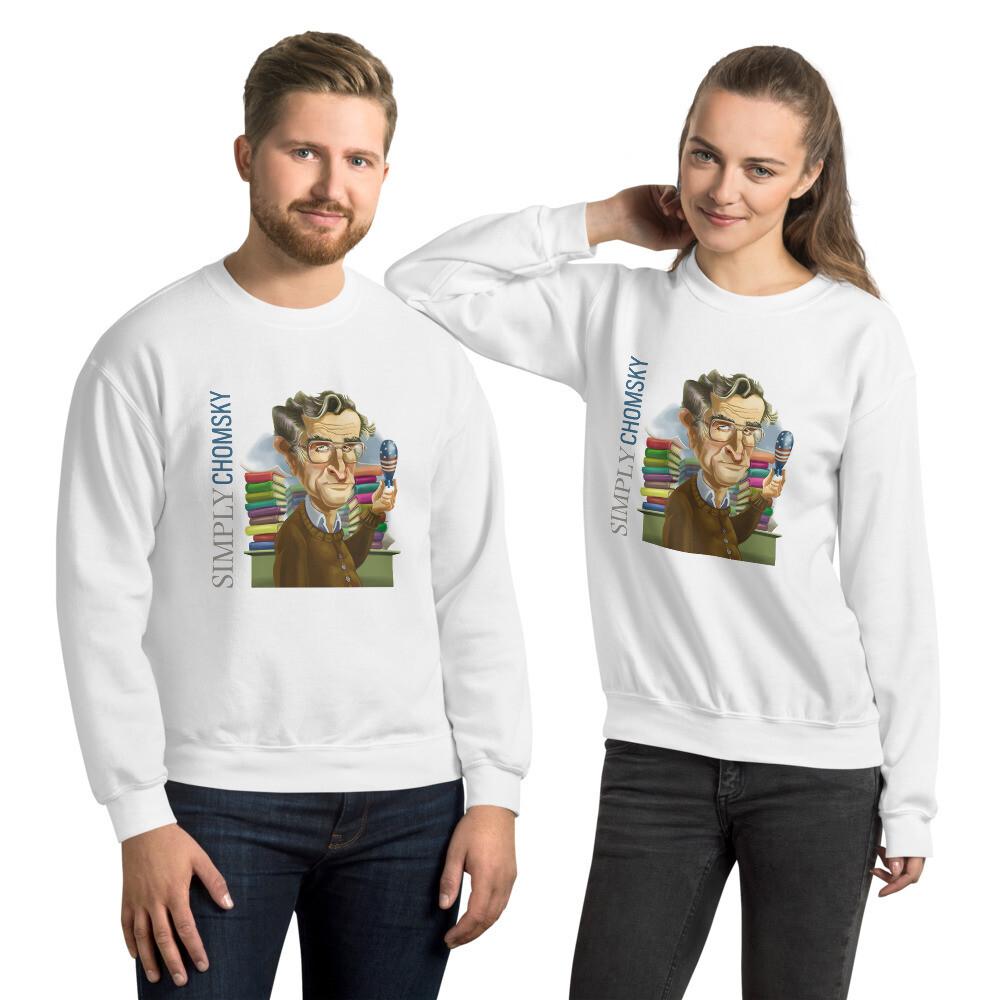 Simply Chomsky Unisex Sweatshirt