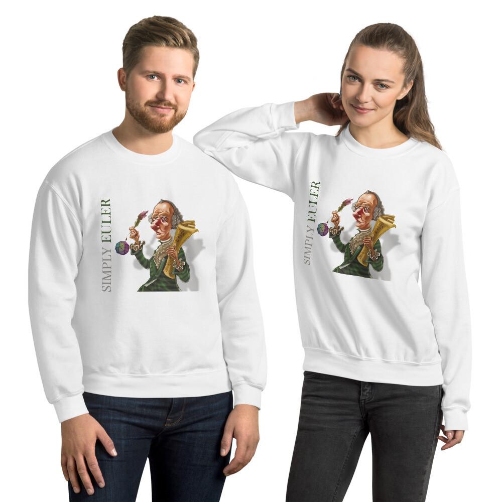 Simply Euler Unisex Sweatshirt