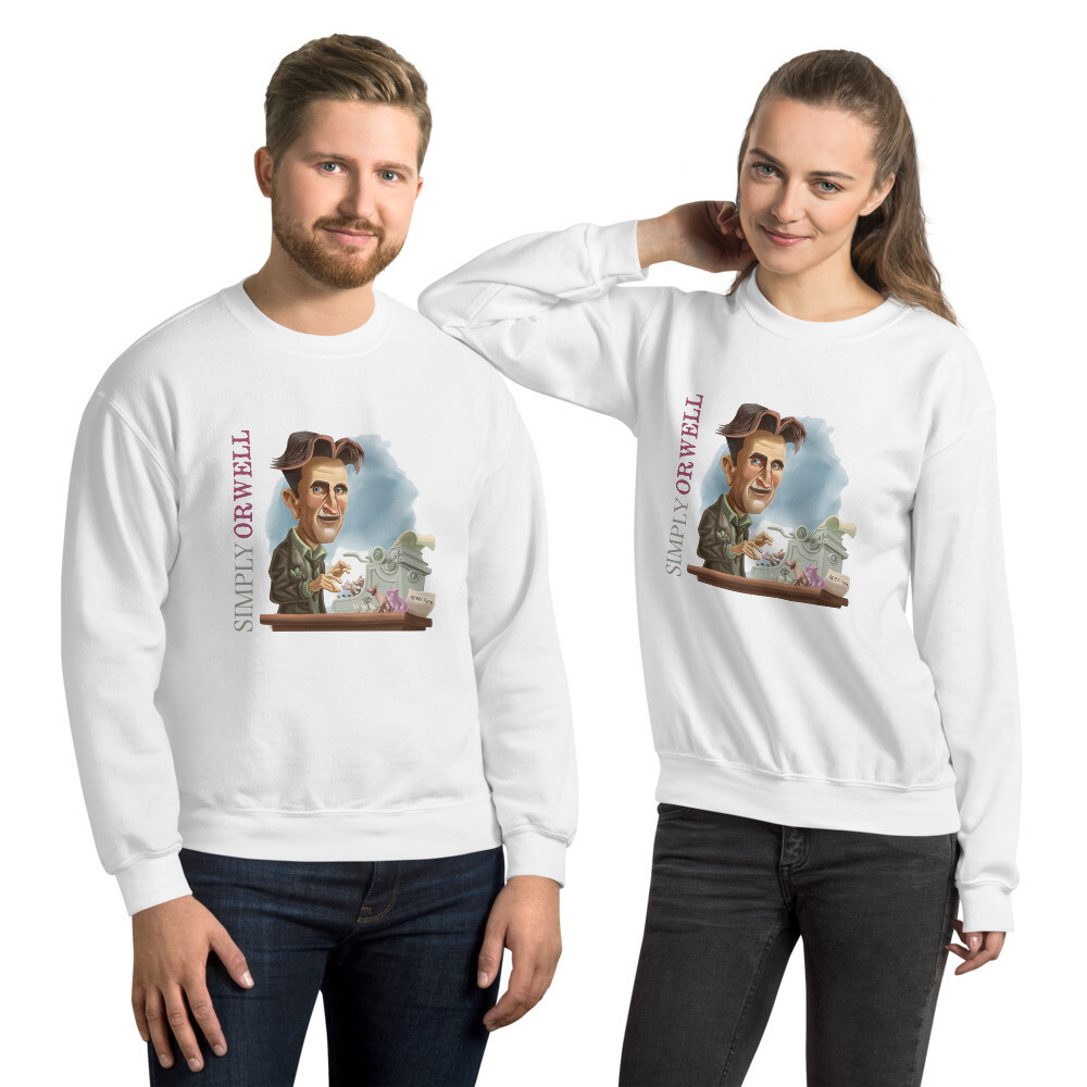 Simply Orwell Unisex Sweatshirt