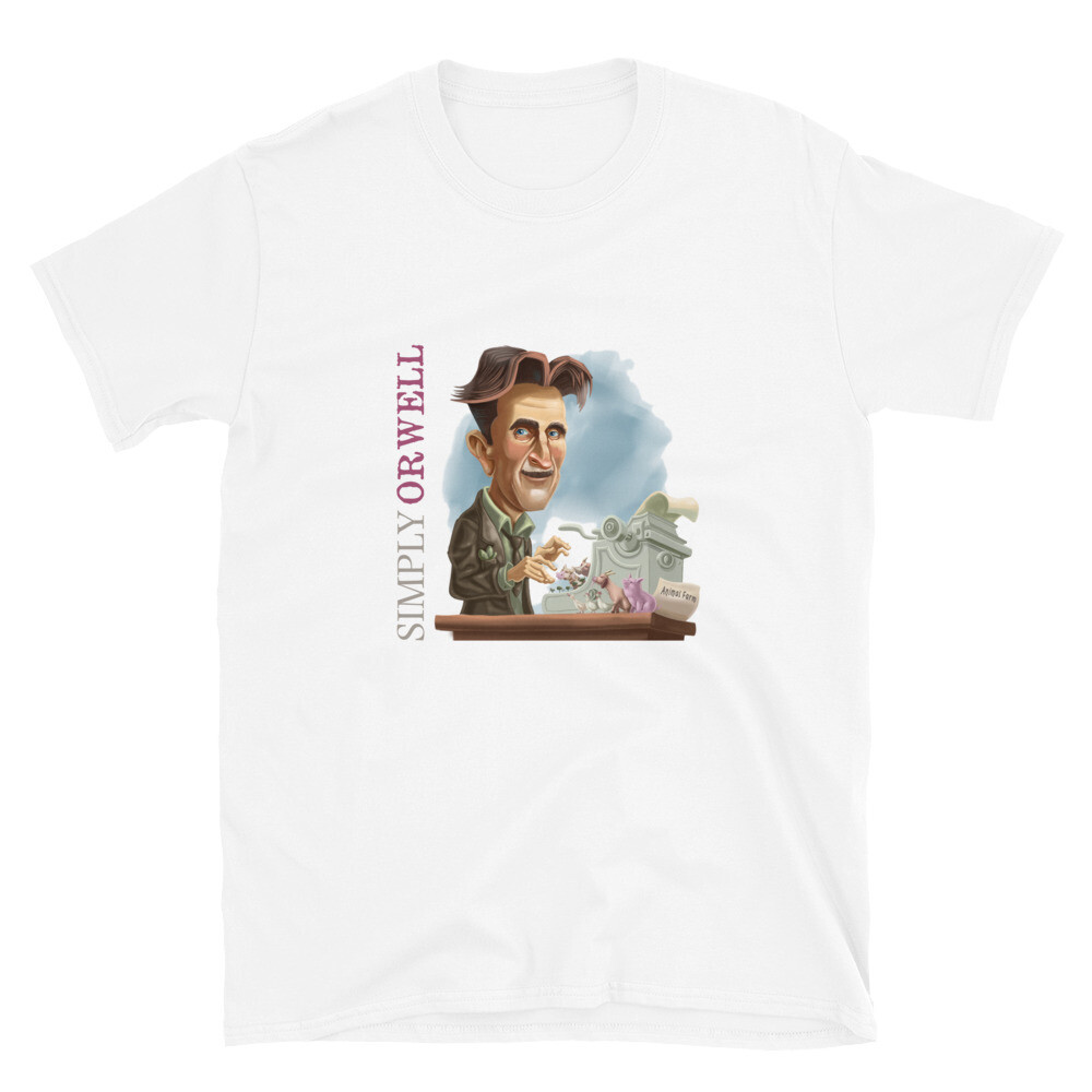 Simply Orwell Short-Sleeve Unisex T-Shirt