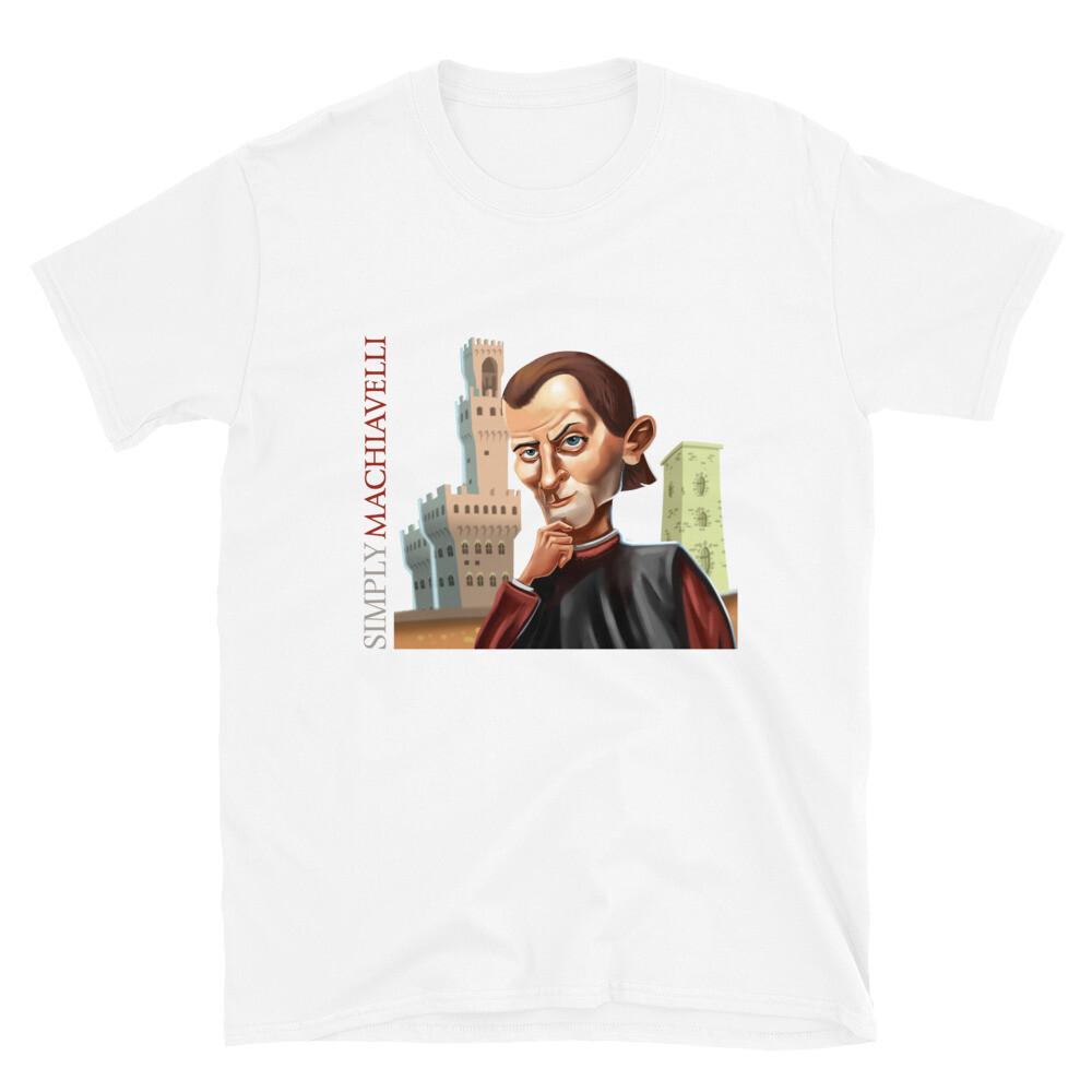 Simply Machiavelli Short-Sleeve Unisex T-Shirt