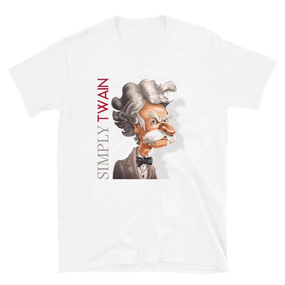 Simply Twain Short-Sleeve Unisex T-Shirt