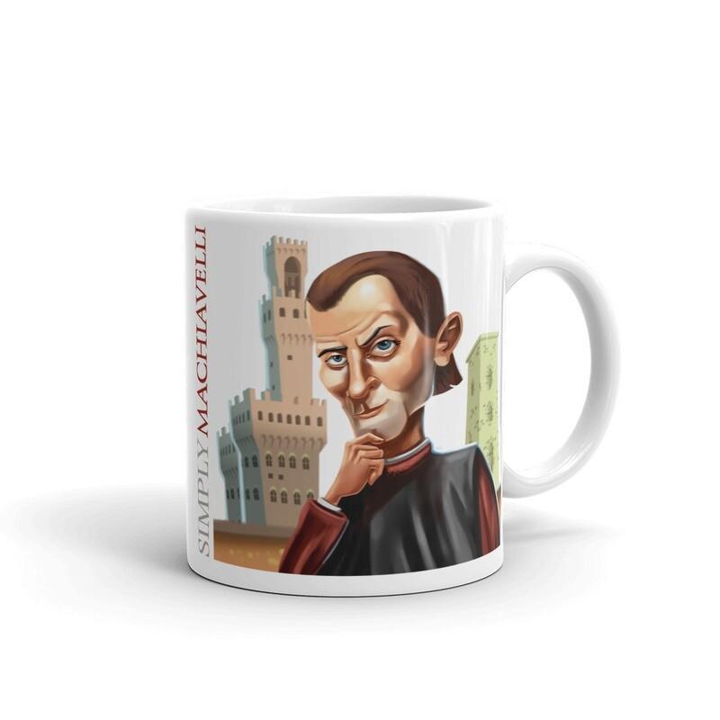 Simply Machiavelli Mug