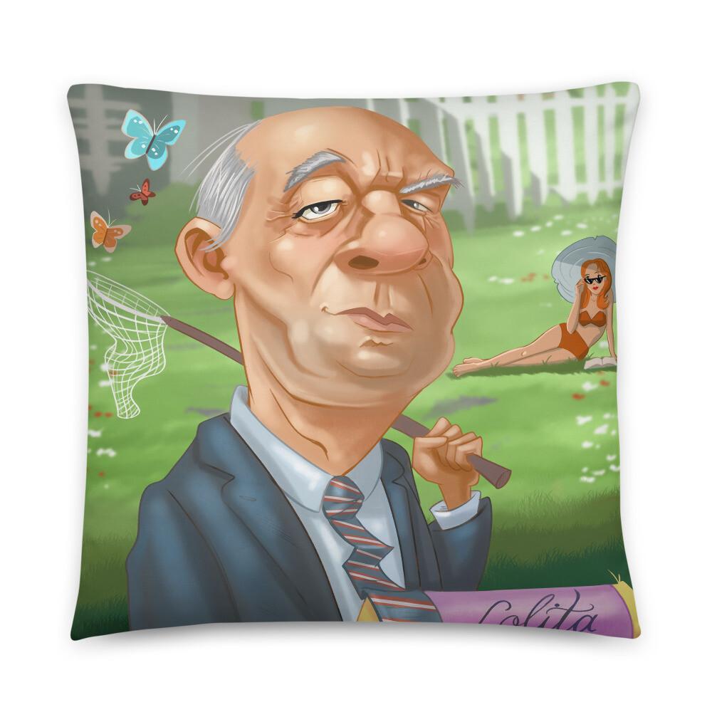 Vladimir Nabokov Basic Pillow