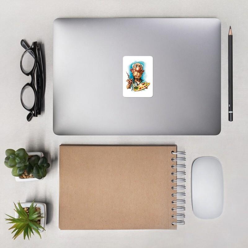 Pablo Picasso Bubble-free stickers