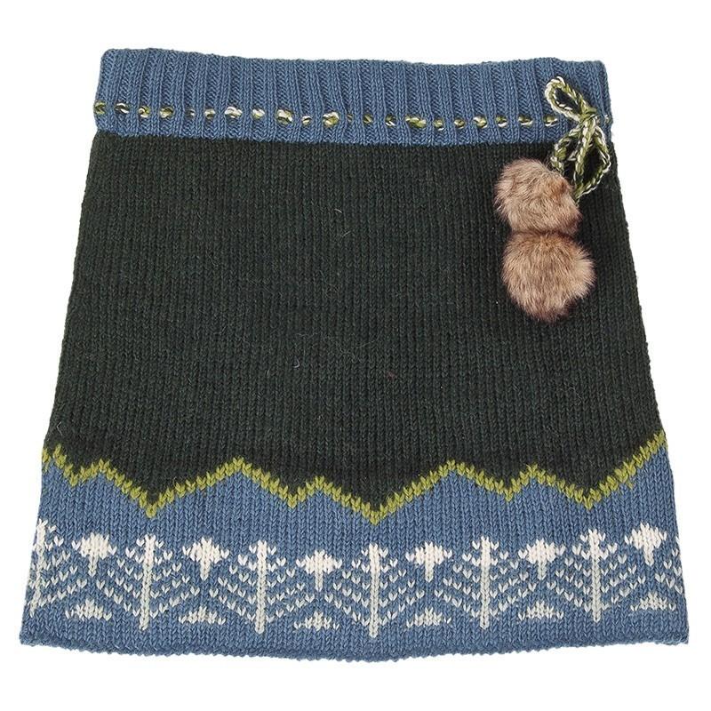 Montana Skirt Wool with Fleece Lining