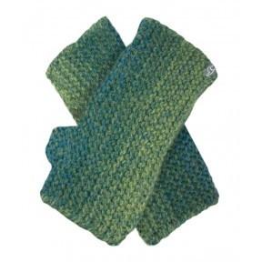 alpaca gloves. highland. seaweed
