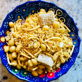 CHAAT SNACK MIX - Indian Street Snacks