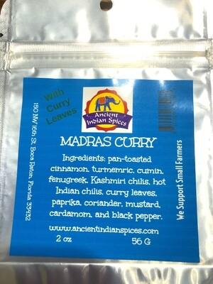 Special Coconut Veggie Curry Seasonings