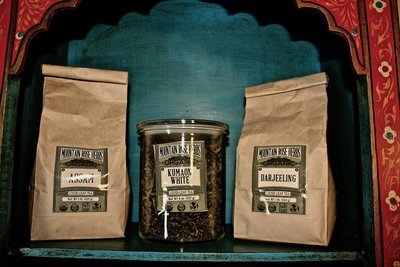 DARJEELING TEA, organic, 1 oz.