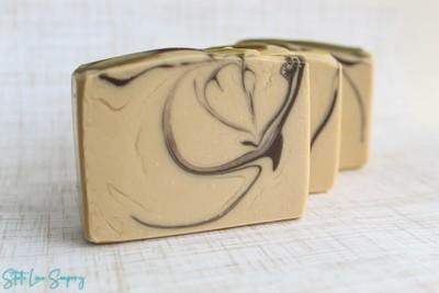 Shea & Coconut Cold Process Soap